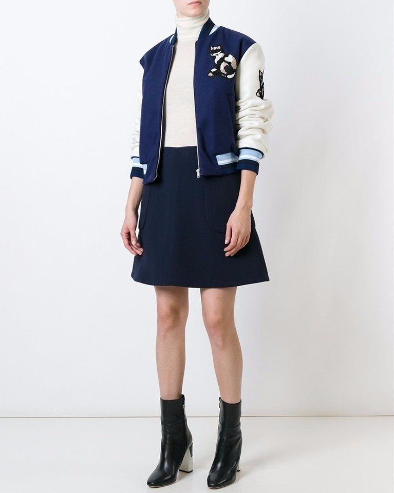 MSGM Cat Bomber Outerwear