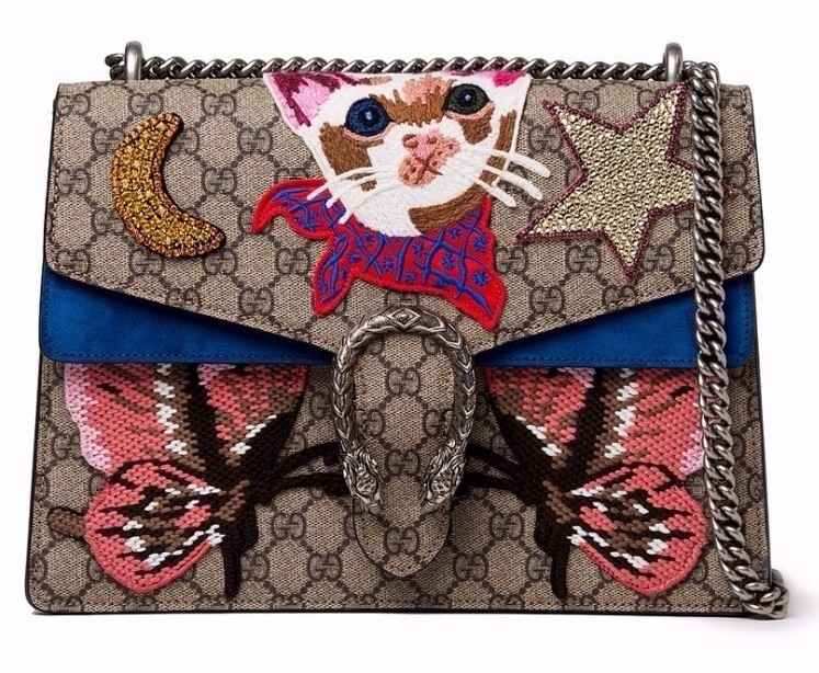 Gucci Perr-fect Pouch Bags
