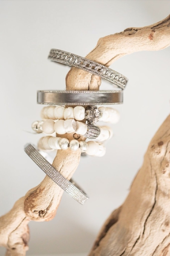 The Woods Fine Jewelry Stacked Neutrals Jewelry