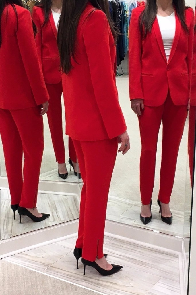 Only Hearts Stella McCartney Red Hot Outerwear Pants Shoes