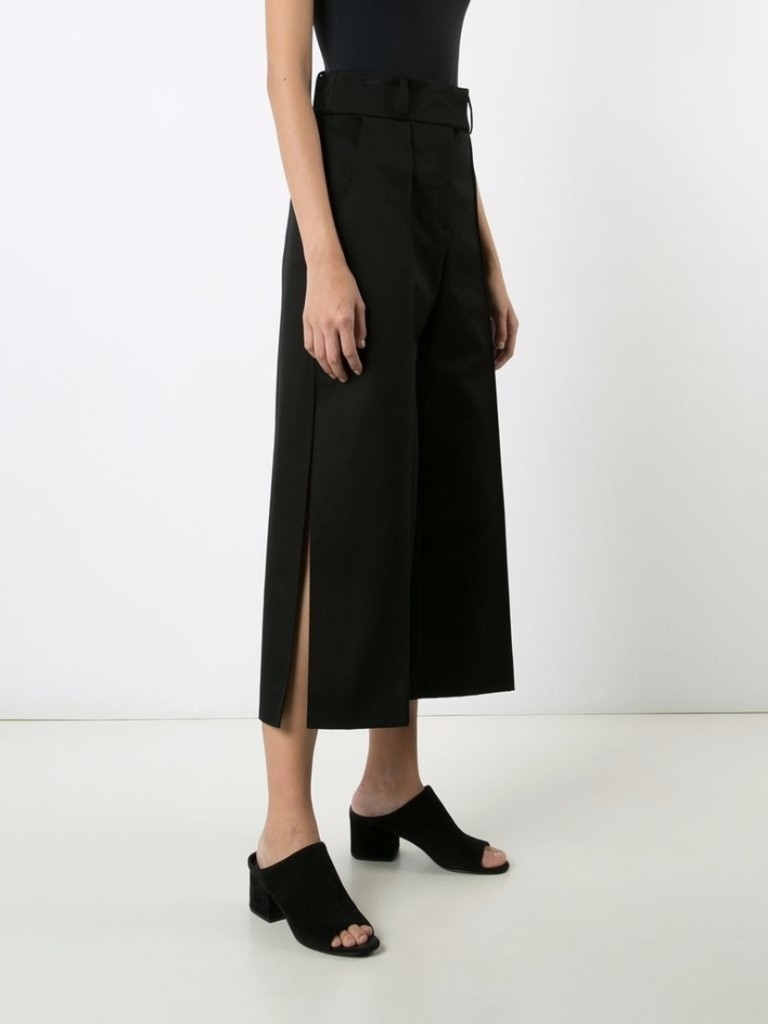 Wanda Nylon Cropped 'Josy' Pants - SOLD OUT Pants Sale