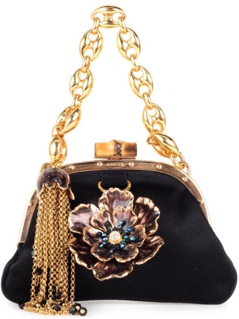 Gucci SOLD - Fancy Floral Bags