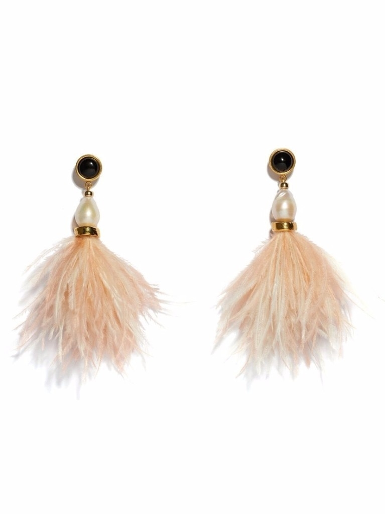 Lizzie Fortunato Parker Earrings Jewelry