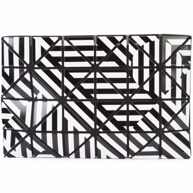 Bao Bao Issey Miyake Facet Fragment Pouch Bags Gifts