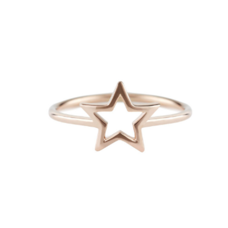 Art Youth Society Star Ring Jewelry