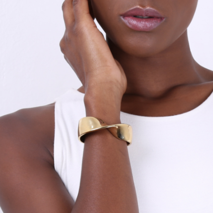 Soko Twist Cuff Jewelry