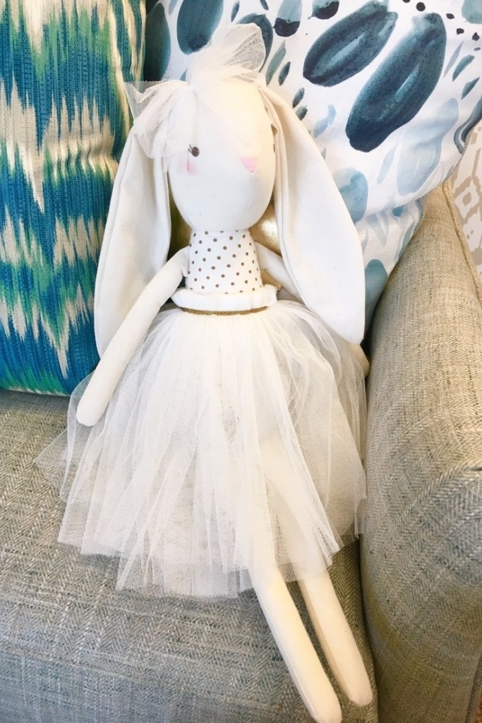 Alimrose Angel Bunny Doll Kids