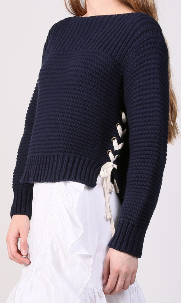 Ulla Johnson the lady  & the sailor Ulla Johnson Elliot Pullover