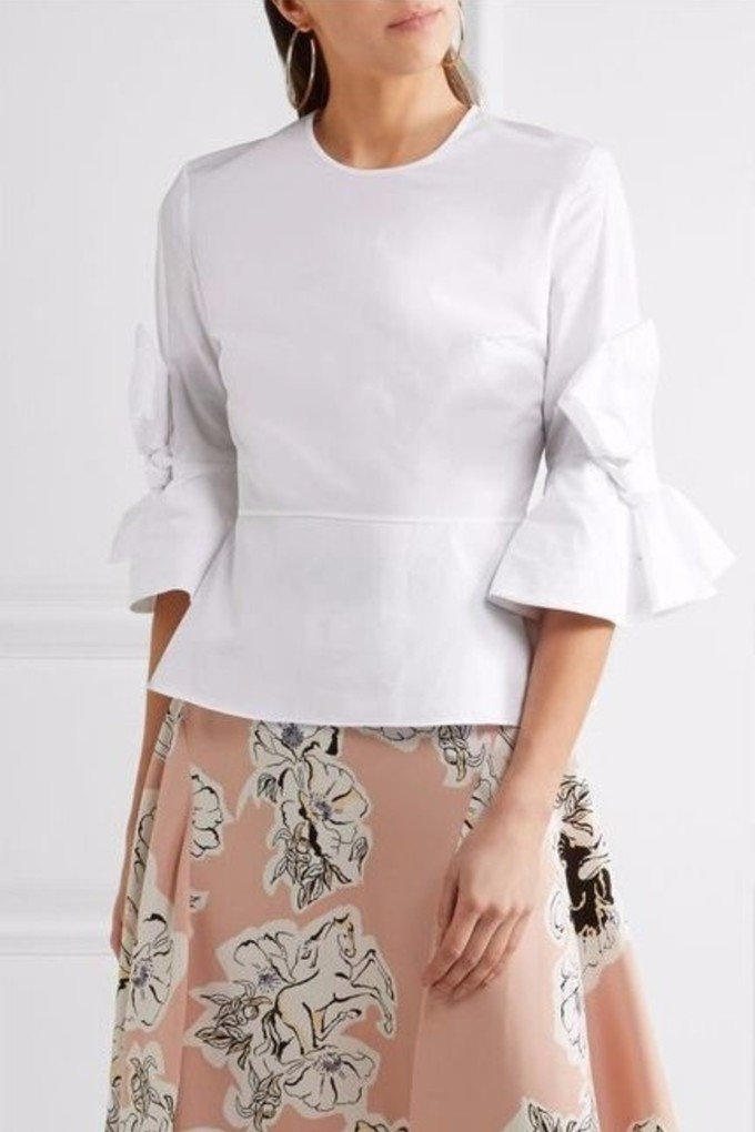 Roksanda Kemi Top Tops