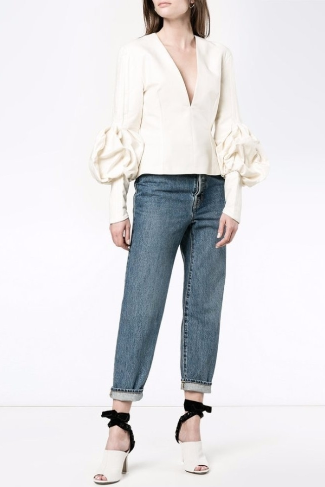 Jacquemus Le Haut Provencal Top - SOLD OUT Sale Tops