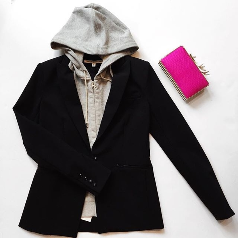 Love to switch Yesterday s  newandnow newsletter was all about   veronicabeard dickey Blazers! 3c3232b06fb