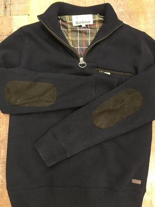 Barbour Upgrade your sweater game Tops