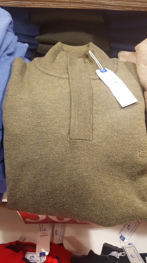 Sale on this gorgeous Merino Sweater from Souther Tide!