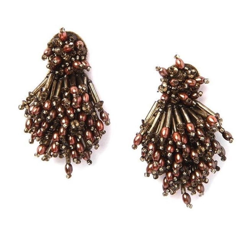 Our Burst earrings.