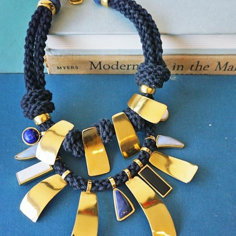 Lizzie Fortunato Pueblo Necklace Jewelry
