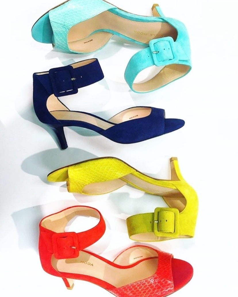 Pelle Moda Pelle Moda Pop Shoes