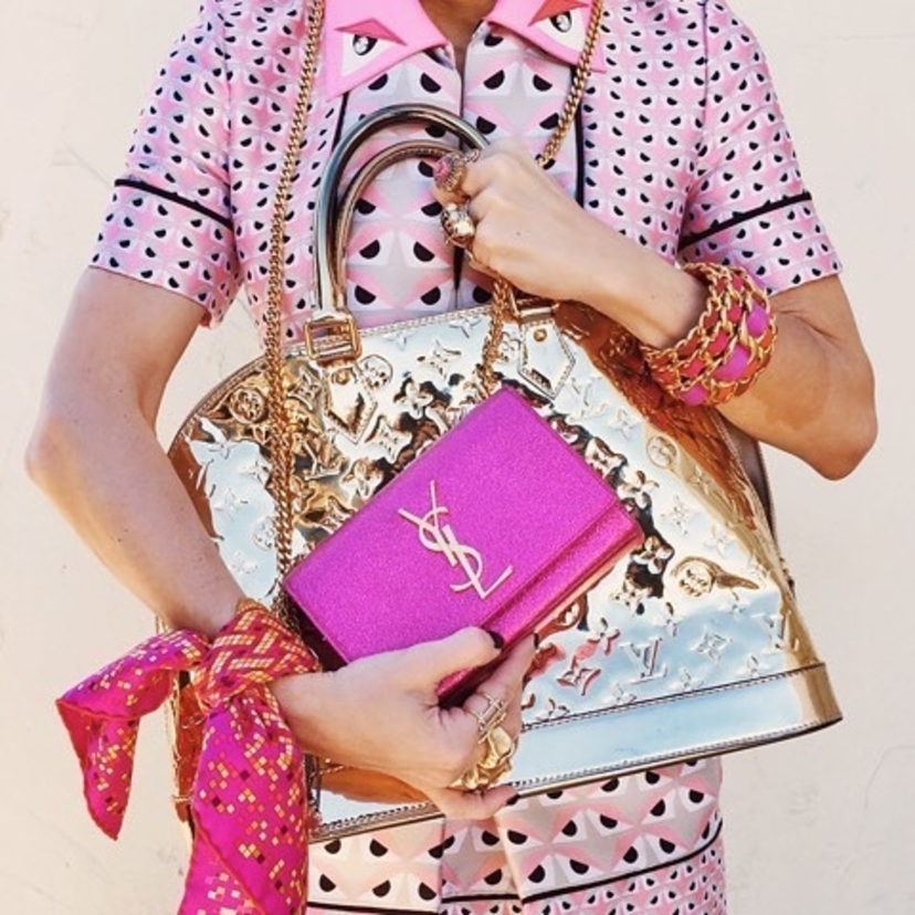 Louis Vuitton Yves Saint Laurent Dream Baby Dream! Bags