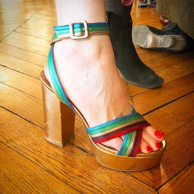 Tabitha Simmons Shoes that never fail. Shoes