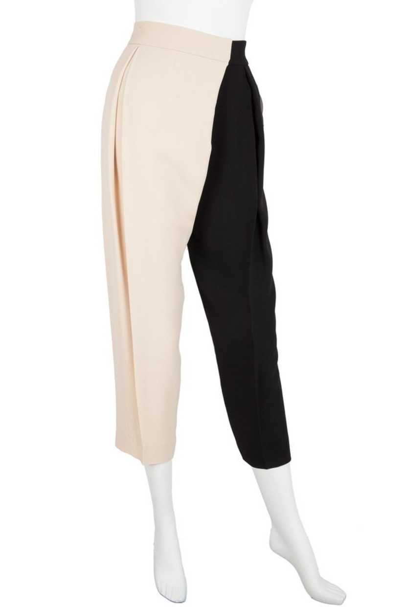 Chloé Chloe Color Block Pants