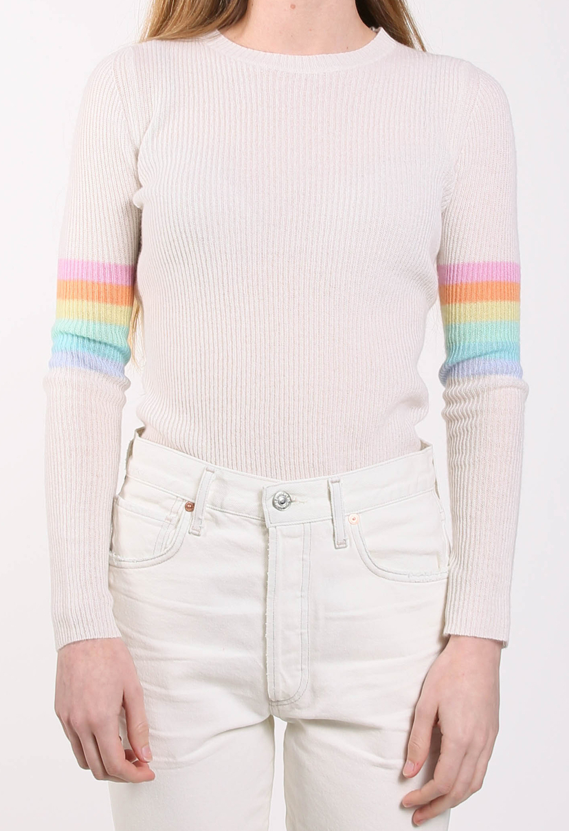 360 CASHMERE Clementine Tops