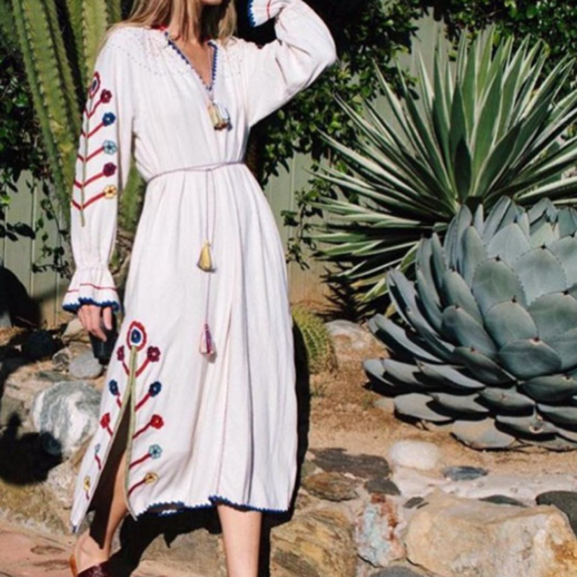 Ulla Johnson Vacation Vibes Dresses