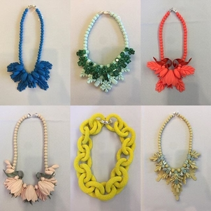The coolest necklaces in all of the land