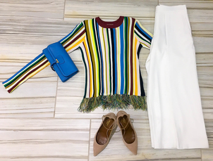 Annabel Ingall Aquazzura Milly Rag & Bone Outfit of the Day Bags Pants Shoes Tops