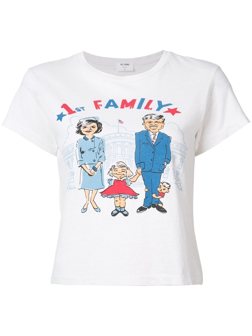 1st Family Graphic Tee