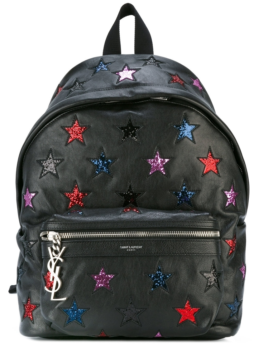 Star Logo Backpack
