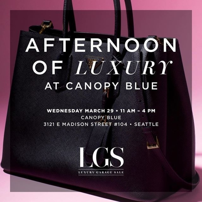 Join us this Wednesday for the launch of our newest Seattle pop-up shop at @canopyblue. We hope to see you there! . shop  #popup