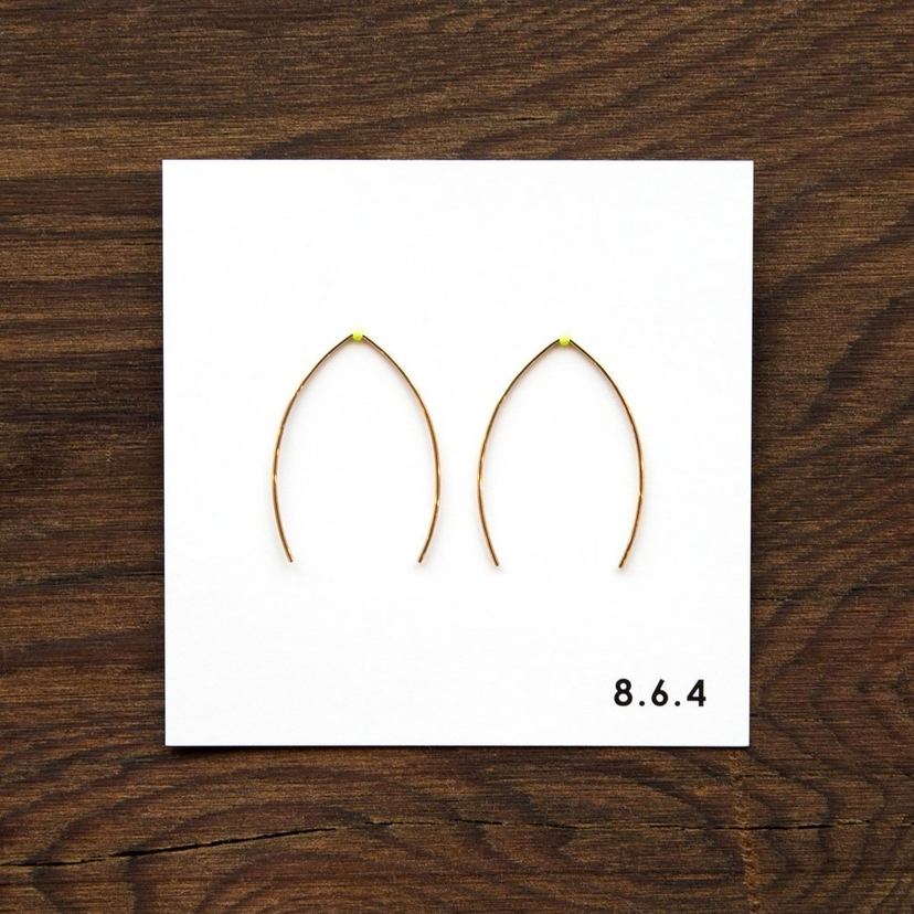 8.6.4. Wire Bent Earrings Jewelry