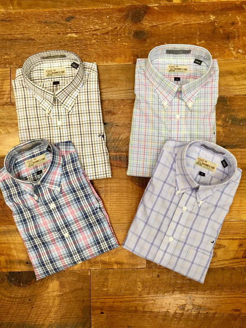 M. Dumas & Sons House Brand Sport Shirts Tops