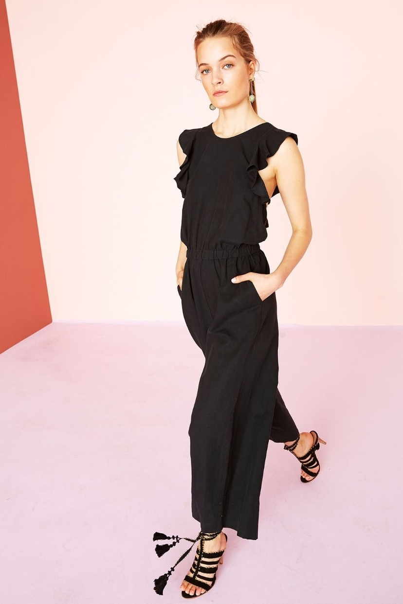Viola Jumpsuit Midnight