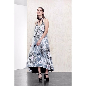 This #SS17 showstopper is now available! Pop in to @piednunola to give it a twirl!