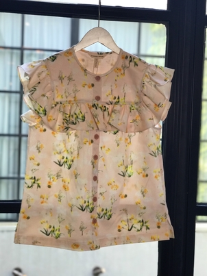 REBECCA TAYLOR FIREFLY TOP