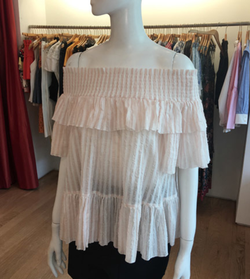 Kasia Blouse in Rose