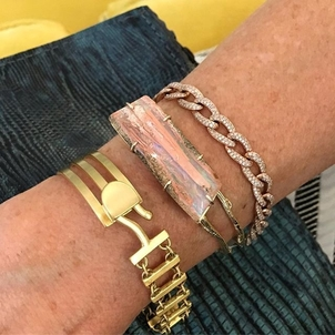 celebrate new arrivals with a little arm party  #ingoodcompany