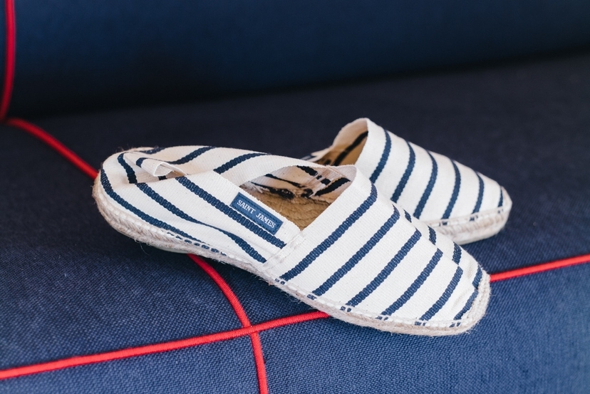Saint James Espadrille
