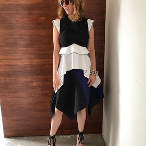 Proenza Schouler Skirt and Top Layers Skirts Tops