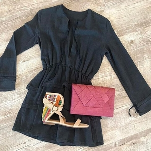 Casual Date Night Bags Dresses Shoes