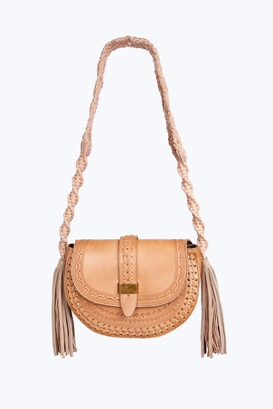 Ulla Johnson Rhita Saddle Bag Bags