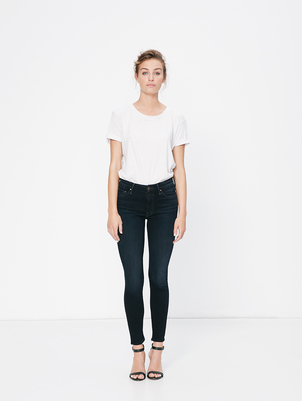 Mother High Waisted Looker Pants