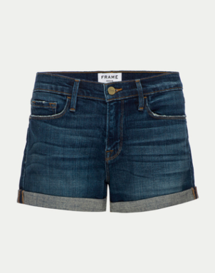 FRAME Le Cut Off Shorts Shorts
