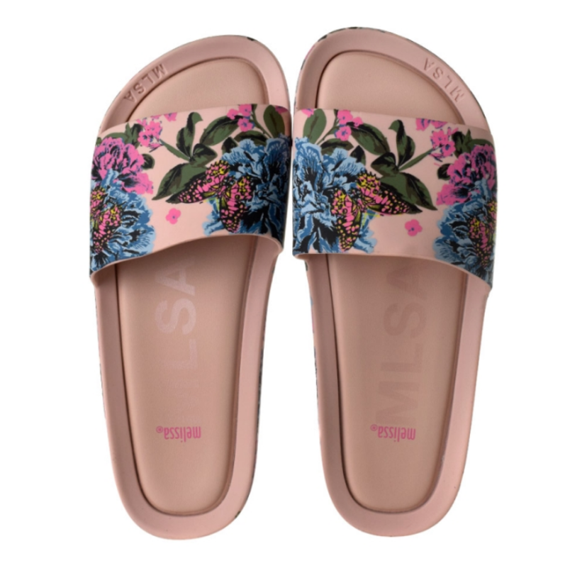 Melissa Beach Slides Shoes