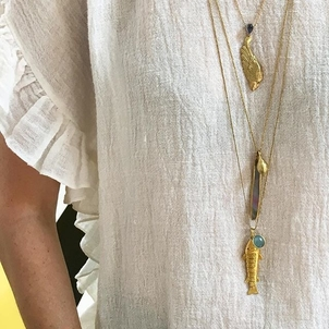 Anthony Lent Pippa Small Layered Necklaces Jewelry