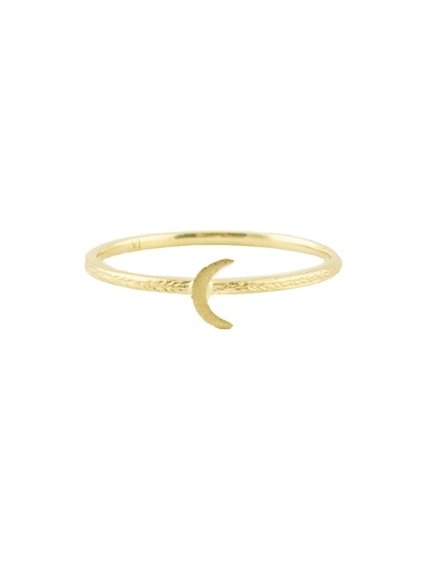 Victoria Cunningham Moon Ring Jewelry