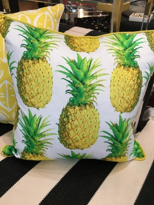 Selamat Pineapple Pillow Home decor