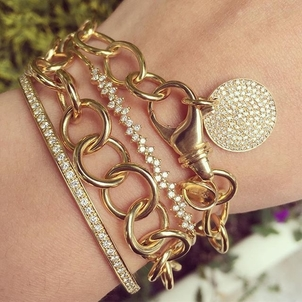 The stack envy is real... Jewelry