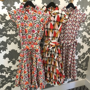 """in need of a GRADUATION  or SPRING frock?? we've got """"double"""" the fun!"""