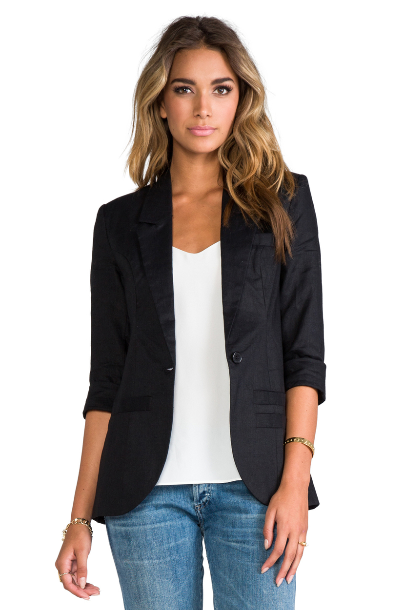 Eloise's Pick of the Week Blazer in Black